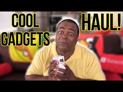 COOL GADGETS HAUL! (August 2014)