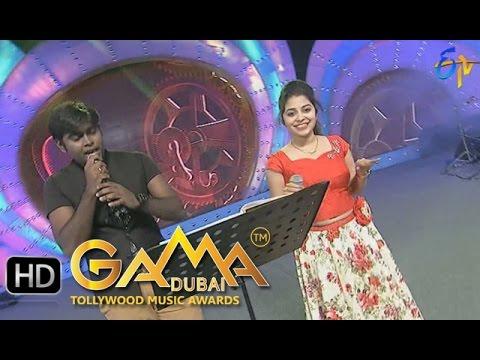 Gunde-Jaari-Song--Deepu-Damini-Performance-in-ETV-GAMA-Music-Awards-2015--20th-March-2016