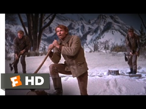 Seven Brides for Seven Brothers (7/10) Movie CLIP - Lonesome Polecat (1954) HD