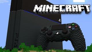 MINECRAFT TIMELAPSE PS4! : Best Minecraft PS4 build 2014  (HD)