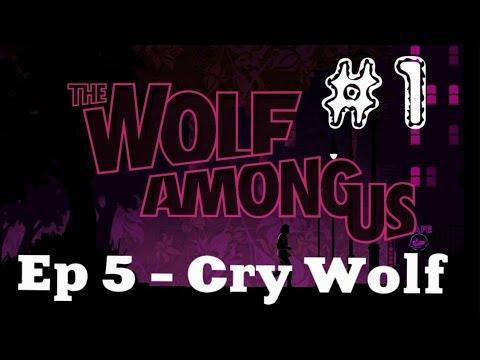 The Wolf Among Us: Ep 5 - Cry Wolf [Ru]. Серия 1 [В погоне за Джорджи]