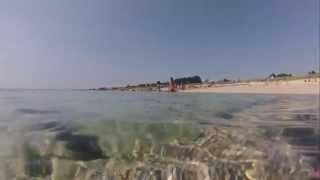 Time Laps marée montante plage de Pendruc 1