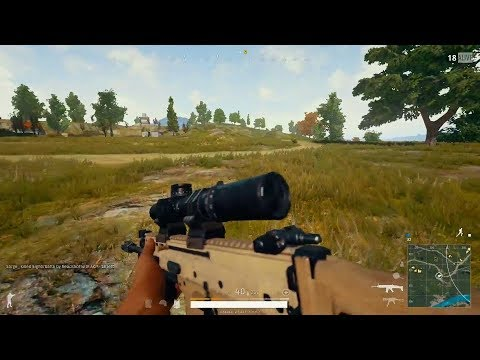 FIRST PERSON SERVERS & MK14 HUNTING! - BATTLEGROUNDS (PUBG)