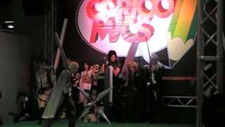 Cartoomics 2010 - Cosplay Final Fantasy