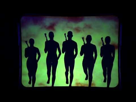 Удивительная игра света и тени (video)