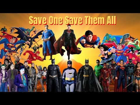 How to Save the DCEU Movie Universe