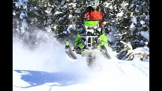 8. Arctic Cat M8000 153 Hardcore 2019