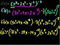 Calculus: Derivatives 5 Video Tutorial