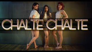 Download Lagu CHALTE CHALTE - THE BARTENDER | THE BOM SQUAD | SVETANA KANWAR CHOREOGRAPHY Mp3