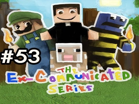 Minecraft: The Ex-Communicated Series w/Nova, SSoHPKC & Slyfox Ep.53 - Heading Home Video