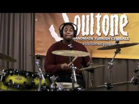 Soultone Cymbals - Nick Smith (Darek Cobbs)