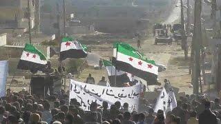 حتى الحرية.. الثورة السورية تدخل عامها السابع
