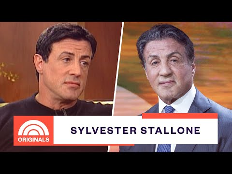 'Rambo: Last Blood' Star Sylvester Stallone's Best Moments On TODAY | TODAY Original