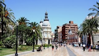 Cartagena Spain  city pictures gallery : Cartagena City Walk - Beautiful towns in Spain
