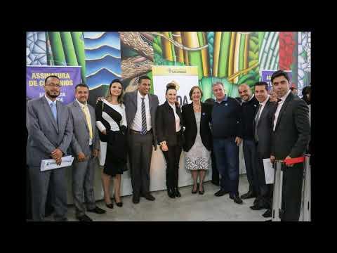 Geraldo Alckmin atendeu nosso pedido e liberou R$ 1 milhão, para a reforma de 11 Unidades Básicas de Saúde. Deputada Estadual Analice Fernandes e o prefeito Jorge Costa