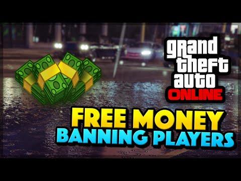GTA 5 Online FREE Modded Money BANNING Players In GTA 5! (GTA 5 Gameplay)