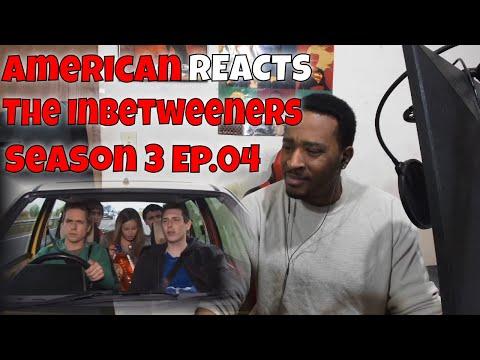 American REACTS - The Inbetweeners: Season 3 Ep.04 | DaVinci REACTS