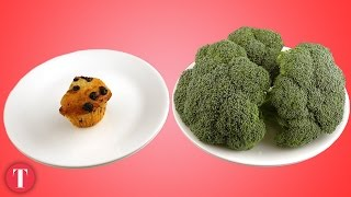 Healthy vs. Junk Food