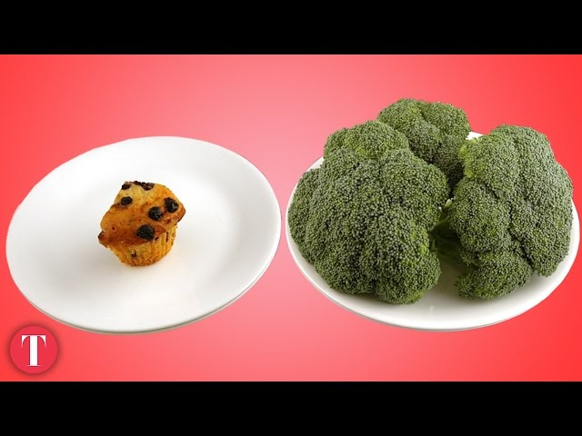 This Is What 200 Calories Look Like