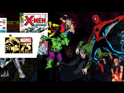 Marvel 75th Anniversary: The 1960's & 1970's