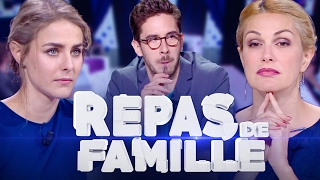Video Repas de Famille MP3, 3GP, MP4, WEBM, AVI, FLV Mei 2017