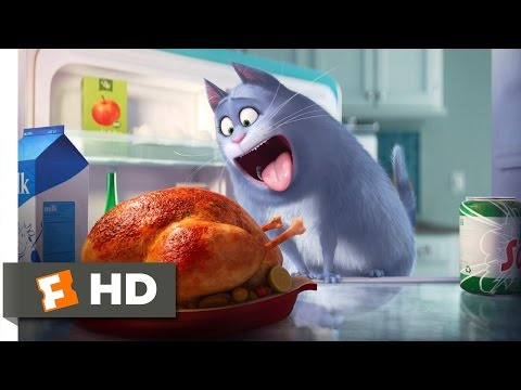 The Secret Life of Pets - The Owners Leave Scene (1/10) | Movieclips