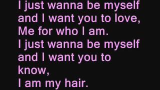 Hair - Lady Gaga - Lyrics