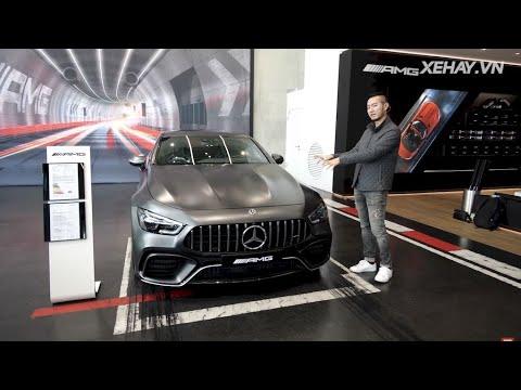 Khám phá chiếc Mercedes AMG GT 63S động cơ 4.0 V8 - 640 mã lực giá hơn 3 tỷ @ vcloz.com