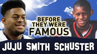 Video JUJU SMITH - SCHUSTER | Before They Were Famous | Steelers & Fortnite MP3, 3GP, MP4, WEBM, AVI, FLV Mei 2019