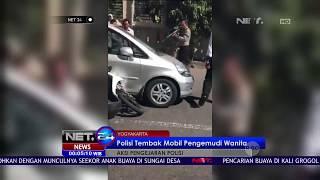 Video Polisi Tembak Mobil Pengemudi Wanita Karena Tidak Mau Diperiksa - NET24 MP3, 3GP, MP4, WEBM, AVI, FLV Desember 2018