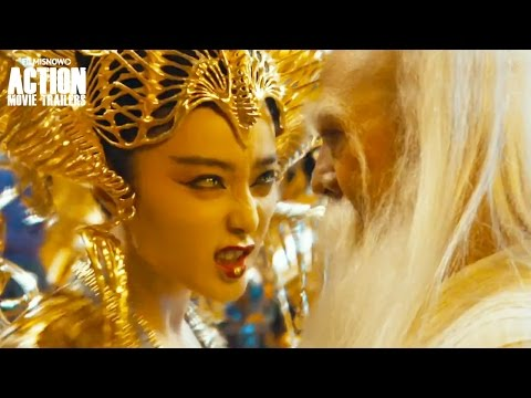 LEAGUE OF GODS 封神传奇 | Official Trailer [Jet Li, Fan BingBing] HD