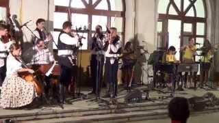Video Kuřátko - Kapela Děvčice + Cimbálová muzika Ohnica