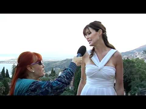 Carol Alt  58° Taormina Film Fest