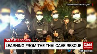 Video On the Record: Lessons from the Thai cave rescue MP3, 3GP, MP4, WEBM, AVI, FLV Juli 2018