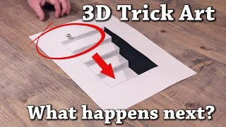 Video Easy 3D Drawing Illusions to Test Your Brain! MP3, 3GP, MP4, WEBM, AVI, FLV Februari 2019