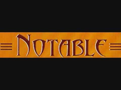 notable - Grupo Notable - Diferente A Las Demas.