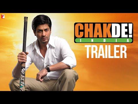 Chak De India   Official Trailer   Shah Rukh Khan   Shimit Amin   Sagarika, Vidya, Shilpa, Chitrashi