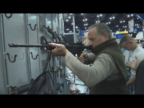 Waffenindustrie stöhnt: Donald Trump trägt zur Plei ...