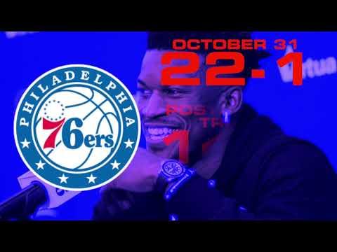 Video: Jimmy Butler trade, Celtics' slow start impact NBA Finals odds