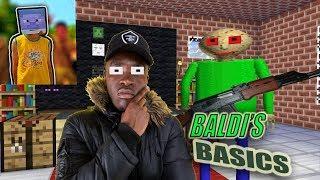 Video Monster School : BALDI'S BASICS AND BIG SHAQ BECOME TEACHER - Minecraft Animation MP3, 3GP, MP4, WEBM, AVI, FLV Desember 2018