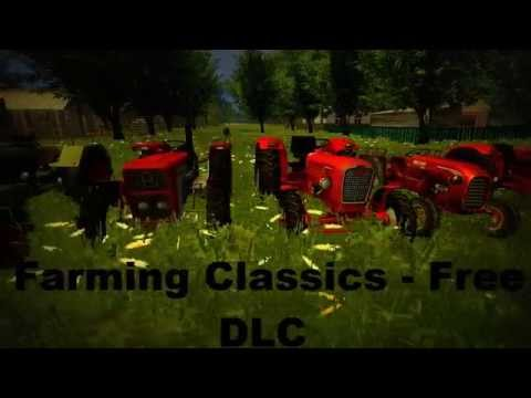Farming Classics Free DLC for Farming Simulator 2013