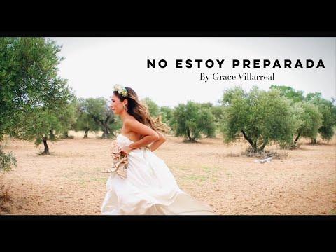 No estoy PREPARADA (short film)  Vestido y maquillaje de NOVIA  happysunnyflowers