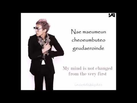 Tekst piosenki G-Dragon - Without You po polsku