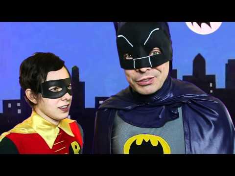 Holy 1960's Batman, Batman -  Teaser #6 - No Ego