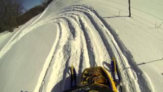 8. 2007 Ski-doo XR-S 600 SDI Catwalking!! -GoPro HD