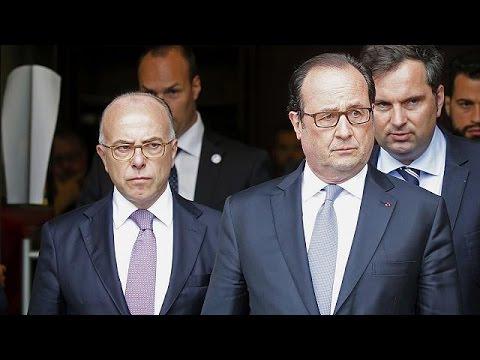 Γαλλία: Για «μακράς διάρκειας πόλεμο» έκανε λόγο σε διάγγελμά του ο Φρανσουά Ολάντ
