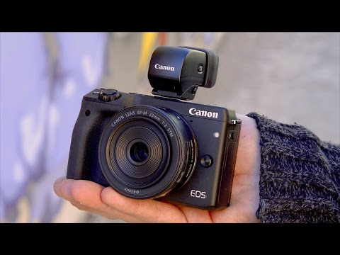 Canon EOS M3 Hands-On Field Test
