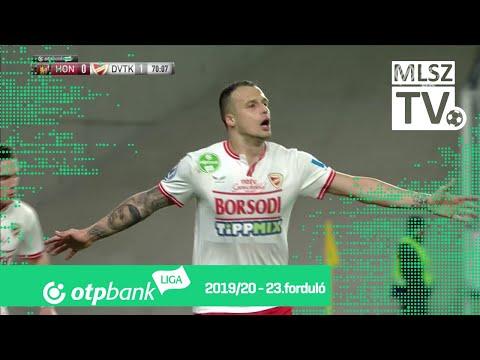 Mirko Ivanovski (Honvéd - DVTK, 23. forduló)
