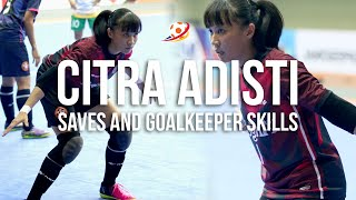 Video Citra Adisti Saves and Goalkeeper Skills! 🔥 MP3, 3GP, MP4, WEBM, AVI, FLV Mei 2019