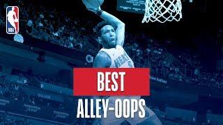 Video NBA's Best Alley-Oops | 2018-19 NBA Regular Season MP3, 3GP, MP4, WEBM, AVI, FLV Juni 2019